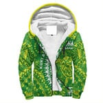 Alohawaii Clothing - Kuki Airani Nesian Style Sherpa Hoodie J0