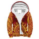 Alohawaii Clothing - Rotuma Sherpa Hoodie J0