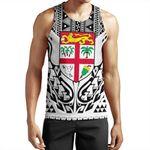 Alohawaii Clothing - Fiji Digicel Style Tank Top J0