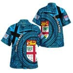 Alohawaii Shirt - Fiji Nesian Style Hawaiian Shirt J0