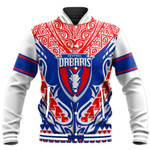 Alohawaii Jacket - Vitis Central Dabaris Baseball Jacket Papuan J0