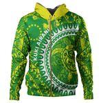 a7a7a7 Alohawaii Clothing - Kuki Airani Nesian Style Zip Hoodie J0