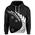 Alohawaii Clothing - Aotearoa Black Rugby Hoodie J0
