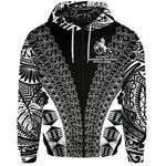 Alohawaii Fiji Clothing - Fiji Rugby Zip Hoodie Sydney Nadroga Navosa Stallions Tapa Vibes NO.1 LT8