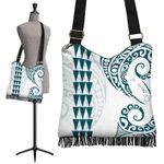 Alohawaii Bag - Hawaii Kakau Crossbody Boho Handbag
