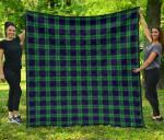 Abercrombie Tartan Premium Quilt TH8