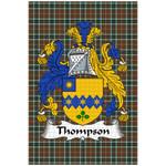 Tartan Puzzle - Thompson Clan Tartan Jigsaw Puzzle - BN