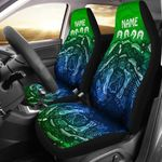 [Custom] 1stAustralia Torres Strait Islands Car Seat Covers - Blue Ocean