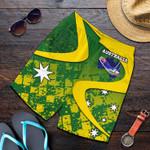 1stAustralia Shorts - Australia National Color Shorts - Men