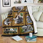 1stAustralia Premium Blanket - Koala Blanket 3D Frame