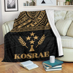 Kosrae Premium Blanket - Micronesian Gold Version