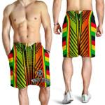 Hawaii Polynesian Custom Personalised Men's Short - Tribal Ornamental