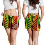 Hawaii Polynesian Custom Personalised Women's Short - Tribal Ornamental