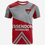 Essendon Bombers AFL ALL Over Print T-Shirt 2020