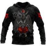 Krampus Satanic Hoodie