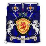 1stScotland Bedding Set - Coat Of Arms Camo In Scotland | 1stScotland