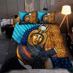 1stIceland Ancient Egyptian Isis Goddess Bedding Set Th12 - 1st Iceland