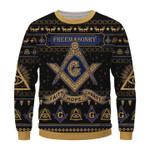 Freemasonry Christmas Sweatshirt TH5 - 1st Iceland