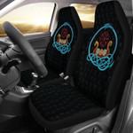 1stIceland Viking Car Seat Covers, Vegvisir Drakkar Runes K5 - 1st Iceland