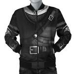 1sticeland Bomber Jacket for Men, 3D Dark Link Costume All Over Print - 1st Iceland