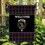 ScottishShop Chalmers Flag - Welcome Tartan Day Garden Flag - aC