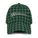 ScottishShop Haliburton Classic Cap - Haliburton Text Embroidery Hat - Ac