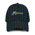 ScottishShop Russell Classic Cap - Russell Text Embroidery Hat - Ac
