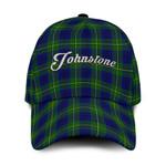 ScottishShop Johnstone Classic Cap - Johnstone Text Embroidery Hat - Ac