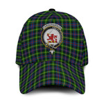 ScottishShop Farquharson Classic Cap - Farquharson Logo Embroidery Hat - Ac