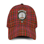 ScottishShop MacAlister Classic Cap - MacAlister Logo Embroidery Hat - Ac