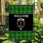ScottishShop Blane Flag - Welcome Tartan Day Garden Flag - aC