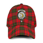 ScottishShop Stewart (of Appin) Classic Cap - Stewart (of Appin) Logo Embroidery Hat - Ac