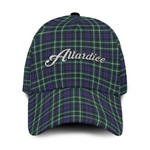 ScottishShop Allardice Classic Cap - Allardice Text Embroidery Hat - Ac