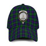 ScottishShop Shaw (of Tordarroch) Classic Cap - Shaw (of Tordarroch) Logo Embroidery Hat - Ac