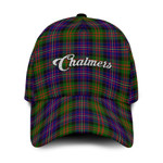 ScottishShop Chalmers Classic Cap - Chalmers Text Embroidery Hat - Ac