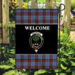 ScottishShop Anderson Flag - Welcome Tartan Day Garden Flag - aC