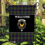 ScottishShop Arnott Flag - Welcome Tartan Day Garden Flag - aC