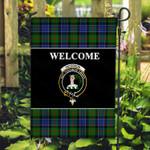 ScottishShop Paterson Flag - Welcome Tartan Day Garden Flag - aC