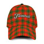ScottishShop Turnbull Classic Cap - Turnbull Text Embroidery Hat - Ac
