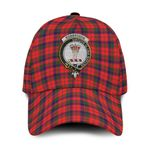 ScottishShop Robertson Classic Cap - Robertson Logo Embroidery Hat - Ac