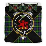ScottishShopTartan Farquharson Bedding Set - Luxury Style