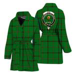 Scottishshop Don Women Bathrobe - Don Bathrobe Badge - aC