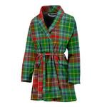 ScottishShop Muirhead Bathrobe | Women Tartan Plaid Bathrobe