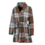 ScottishShop MacDuff Dress Ancient Bathrobe | Women Tartan Plaid Bathrobe