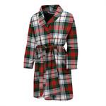 ScottishShop MacDuff Dress Modern Bathrobe   Men Tartan Plaid Bathrobe