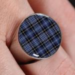 ScottishShop Clark - Tartan Ring