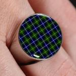 ScottishShop MacNeil of Barra - Tartan Ring
