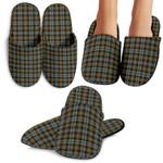 ScottishShop Tartan Slippers - Farquharson Weathered Slippers