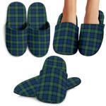 ScottishShop Tartan Slippers - Forbes Ancient Slippers