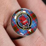 ScottishShop Pentland - Crest Tartan Ring
